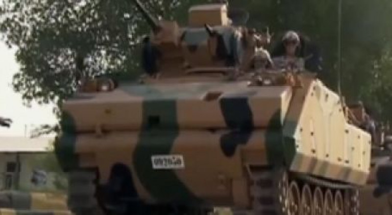 وصول دفعة جديدة من القوات التركية لقطر