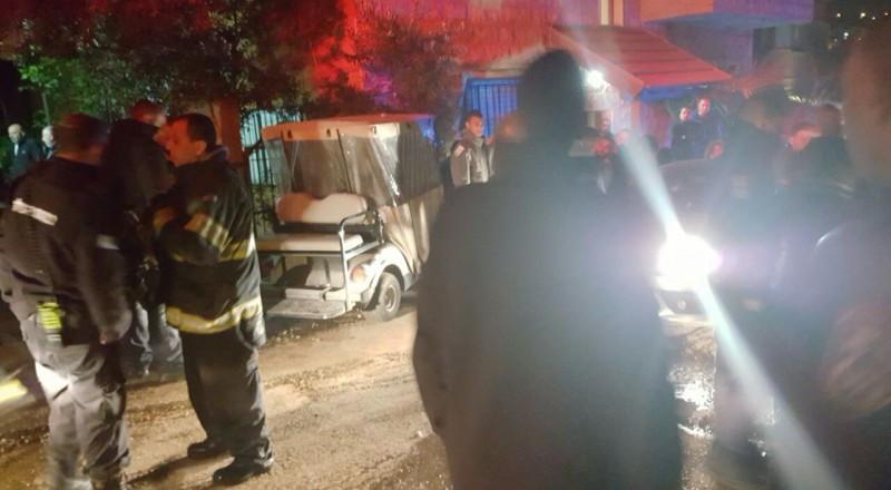 دبورية: اندلاع النيران في منزل دون وقوع اصابات