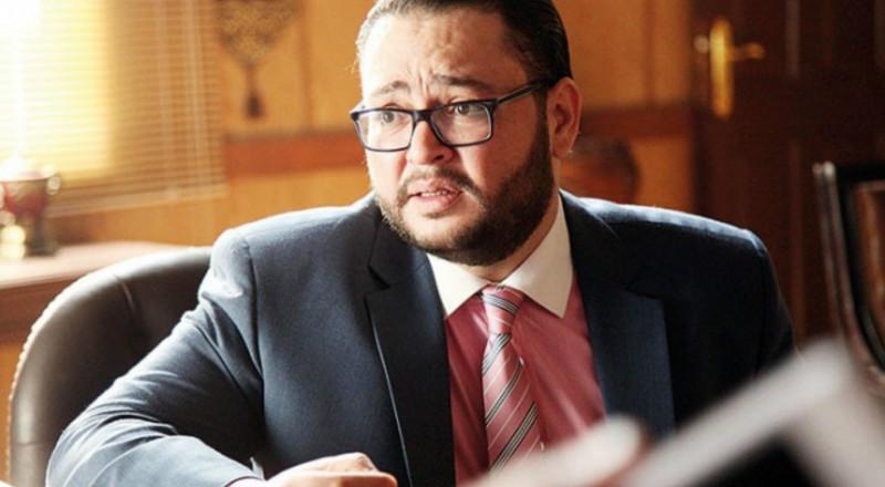 أحمد رزق يتبرأ من إهانة المرأة