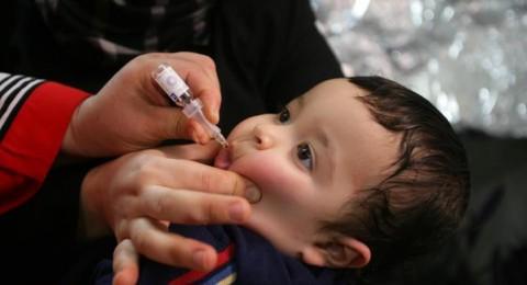 40%  من الأطفال تطعموا ضد مرض البوليو