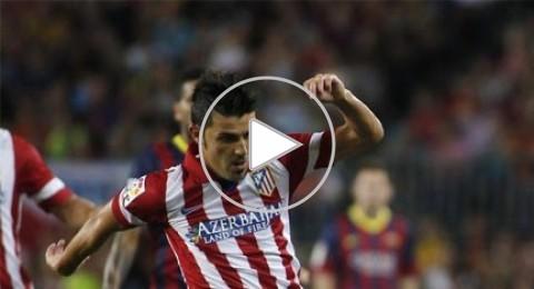 برشلونة يتوج بلقب كأس السوبر الاسباني بفضل هدف نيمار في الذهاب