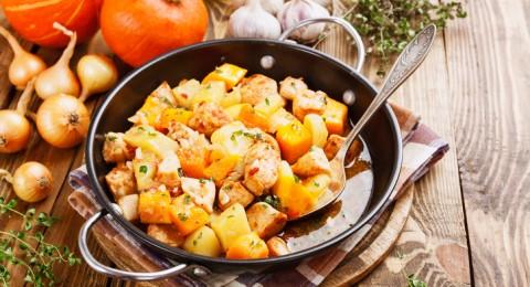 إليك سيدتي طريقة تحضير البطاطا الايطالية المحمصة