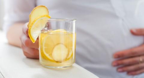ما هي فوائد شراب الزنجبيل للحامل؟