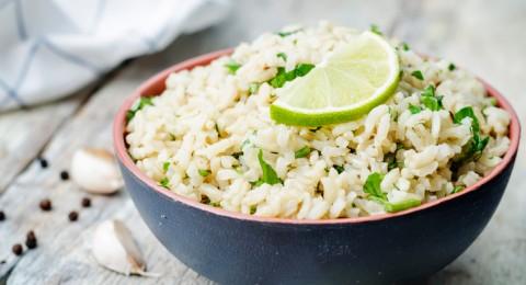 طبق اليوم: أرز بالكزبرة والليمون