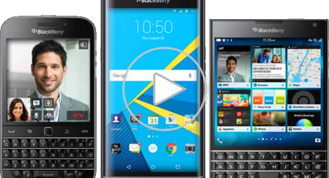 "وداعا ""BlackBerry"".."