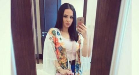 ديانا كرازون تنشر صورها بمتجع في الدوحة