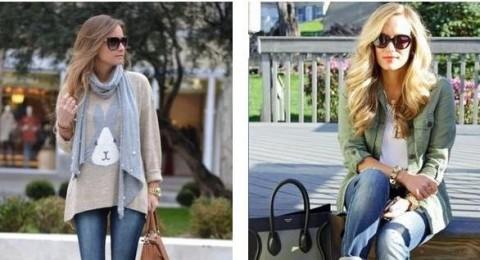 قطع ملابس لا يجب أن تخلو منها خزانتك في الخريف