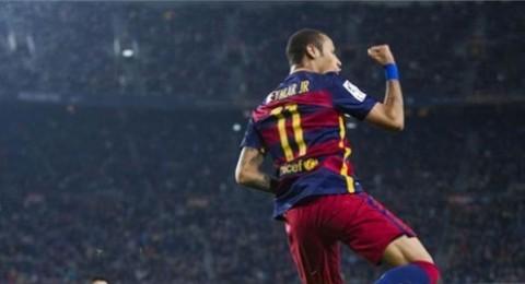 برشلونة يهزم خيتافي بهدفين نظيفين