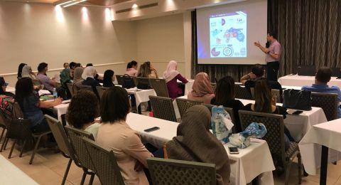 صيادلة كلاليت في المنطقة الشمالية يشتركون في دورات تدريبية حول أدوية مرضى السكري
