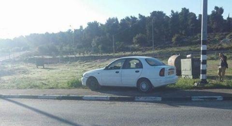 دهس 3 جنود قرب غوش عصيون، وإطلاق نار على السائق الفلسطيني