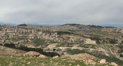 بطريركية اللاتين ترفض قرار الاحتلال الاستيلاء على اراض تملكها في الاغوار
