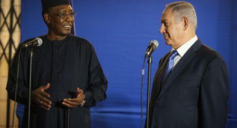 إسرائيل ولغز منابع النفط الليبي في زيارة إدريس ديبي