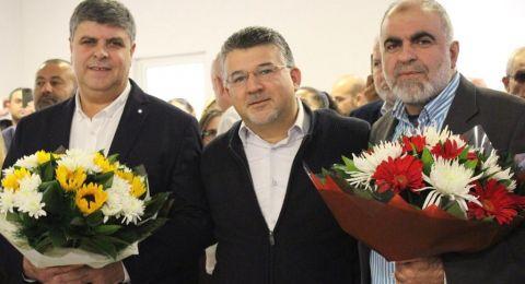 ام الفحم: تكريم لرئيس البلدية الحالي حمدان والرئيس المنتخب محاميد