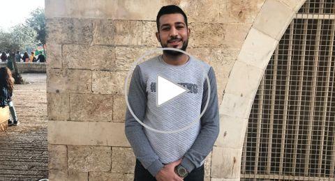 الناصرة: مجلس الطلاب البلدي الموحد ينضم وقفة تضامنية ضد العنف ضد النساء