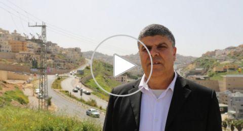 ام الفحم: د. سمير صبحي يدعو المواطنين لدفع التزاماتهم للبلديّة