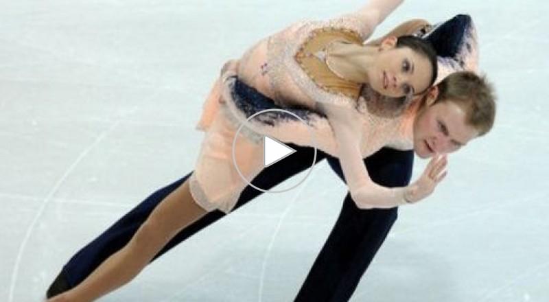 اختتام بطولة روسيا للتزحلق الفني على الجليد