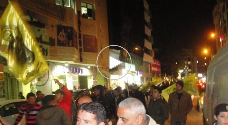 عباس: عام 2012 هو عام الدولة الفلسطينية المستقلة وعام زوال الاحتلال