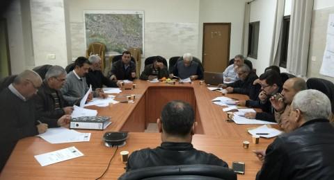 مجلس كابول المحلي يصادق على ميزانية العام 2017 بقيمة 65 مليون شيكل