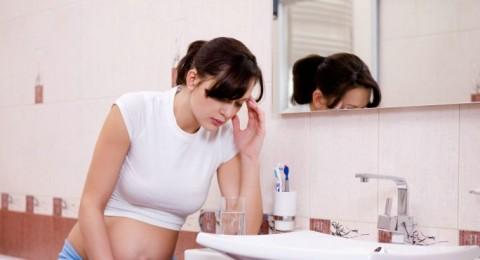 كيف يمكنني التخلّص من غثيان الحمل؟!