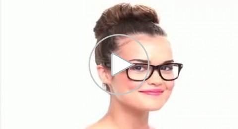 مكياجك مع نظارة النظر كيف يكون؟