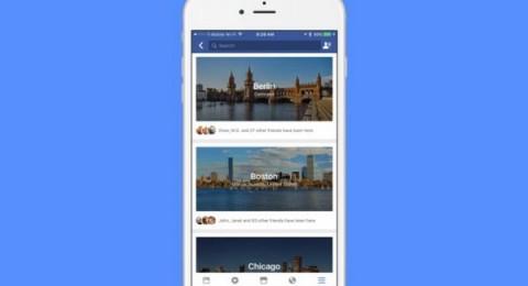 فيسبوك تضيف ميزة التخطيط للسفر