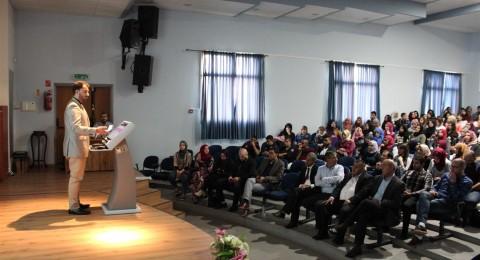 للسنة الخامسة على التوالي، أكاديمية القاسمي تستضيف يوم التوجيه المهني القطري