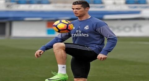 رعب في ريال مدريد بسبب إصابة رونالدو