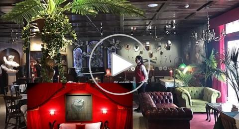 بيت لحم: فندق يطل على أبشع ما في فلسطين صممه فنان لا يعرفه أحد
