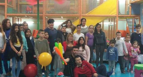مشاركة واسعة في يوم الاعمال الخيرية بتنظيم من جمعية