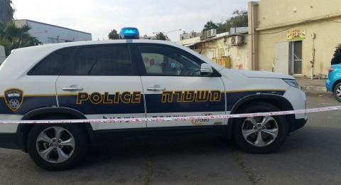 رعنانا: اعتقال شاب من كفر برا بشبهة سرقة معدات من ورشة بناء