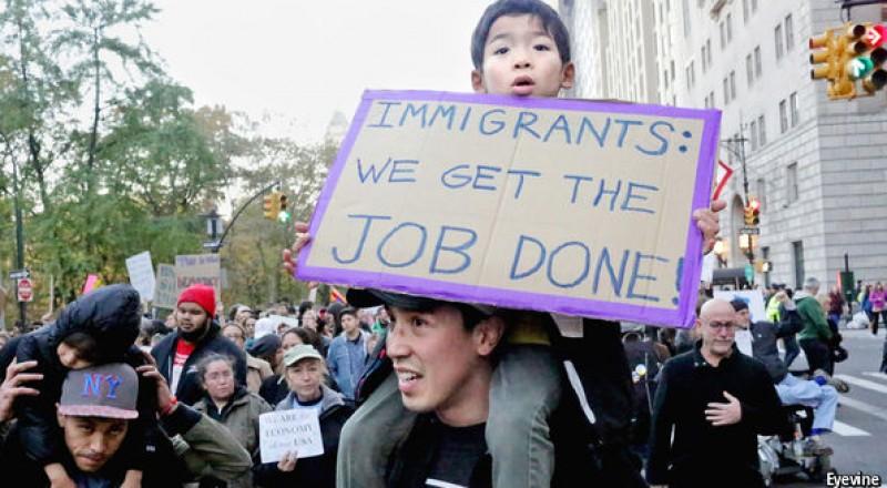 نيويورك تدعم المتضررين من قانون الهجرة