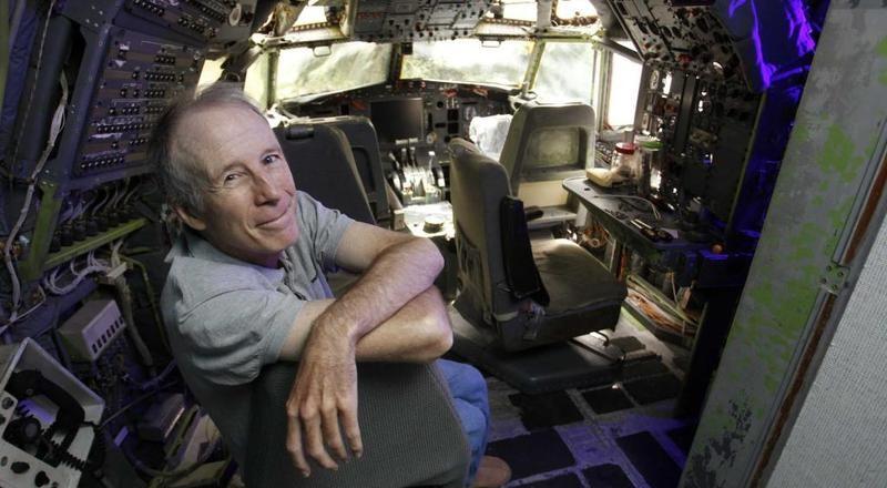 مهندس يحوّل طائرة بوينغ 727 إلى منزل