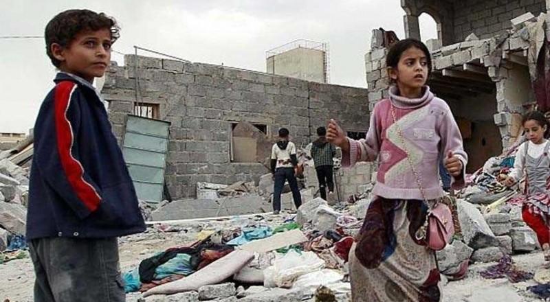 مقتل 1400 طفل في اليمن خلال عامين من الحرب!