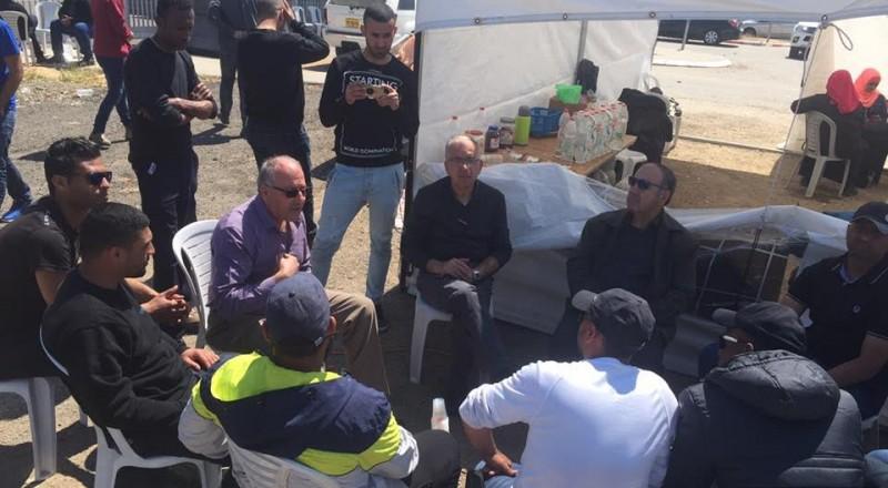 محكمة العمل تحذر ادارة مصنع صودا ستريم من المس بالتنظيم النقابي