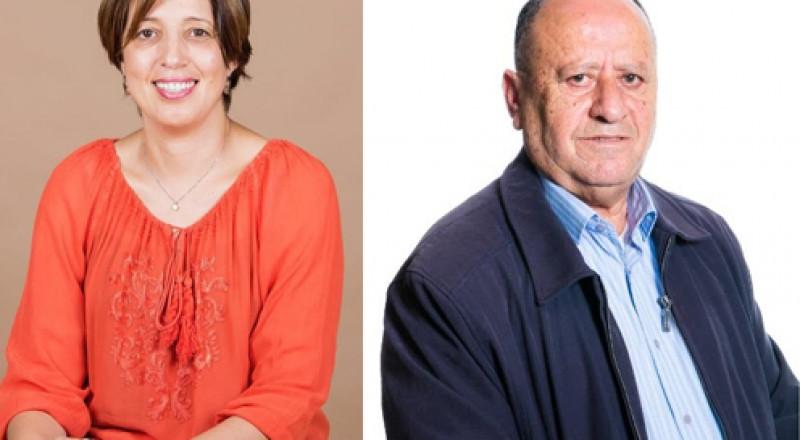 جميل أبو راس وميسم جلجولي مرشحا الجبهة لرئاسة الهستدروت ونعمت في المثلث الجنوبي