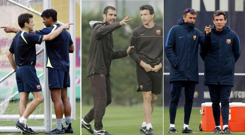 الكشف عن مدرب برشلونة القادم