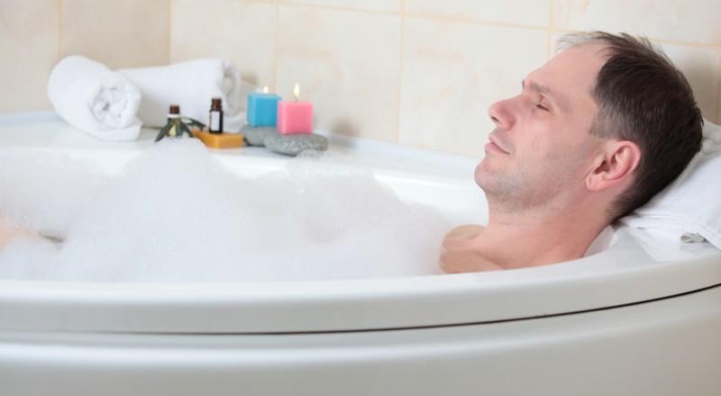 الحمام الساخن يخفض الوزن ويحمي من مرض السكري!