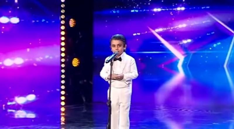 طفل سوري يحرج علي جابر: لا أعرفك، ونصيب أحمد حلمي أسوأ!