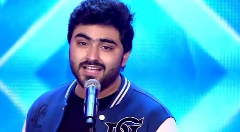 مشترك سعودي يقلّد علي جابر في Arabs Got Talent