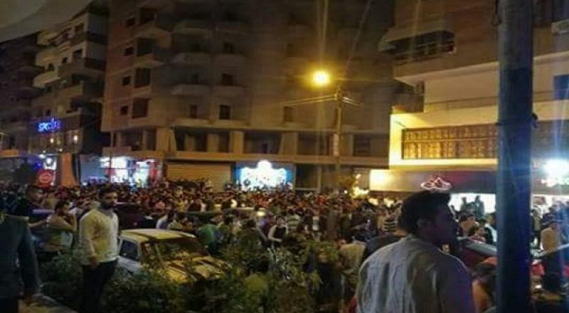 مصر: تحرش جماعي بفتاة يستدعي تدخل الشرطة