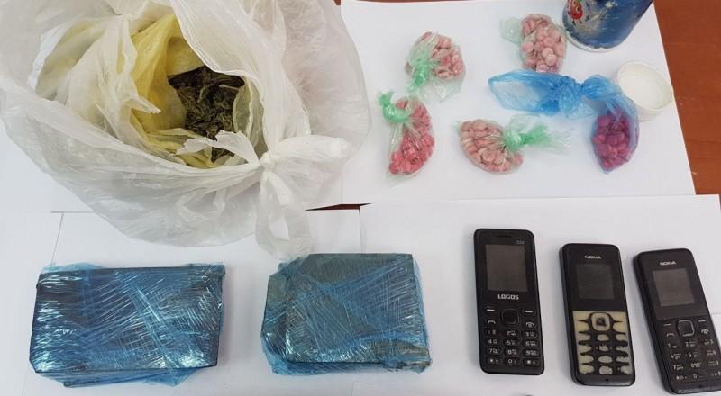 وادي عارة : ضبط مخدرات واعتقال مشتبهين