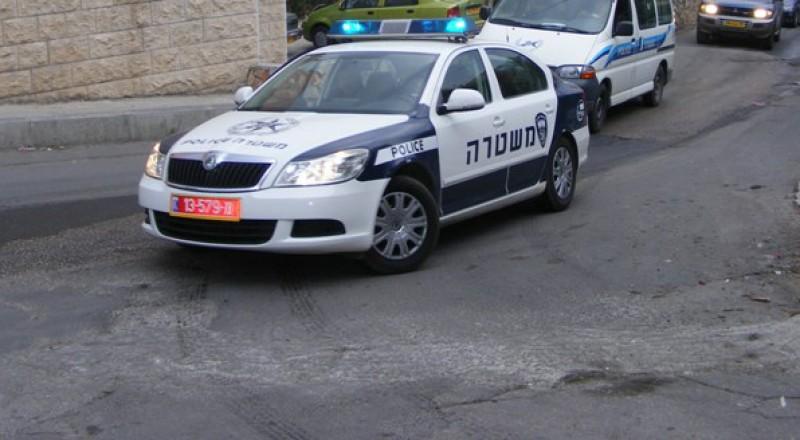 الناصرة: اطلاق نار نحو محل لغسيل السيارات واعتقال مشتبهين