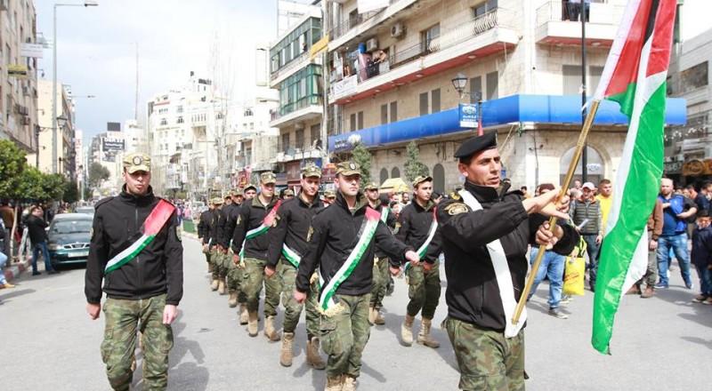 رام الله: احتفال مركزي لرفع العلم الفلسطيني بمناسبة يوم الأرض الخالد وضمن مبادرة