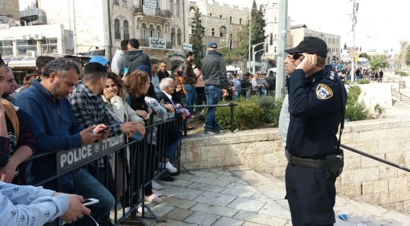منفذ عملية القدس فتى من نابلس واعتقال تجار للتحقيق معهم