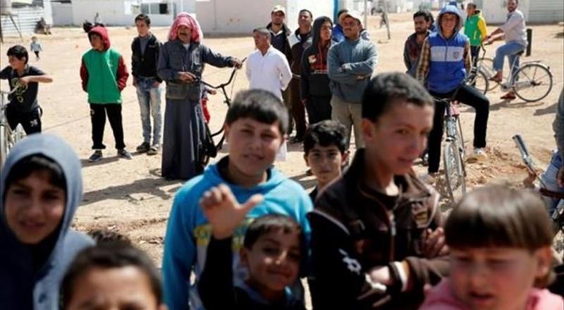عدد اللاجئين السوريين تجاوز 5 ملايين شخص