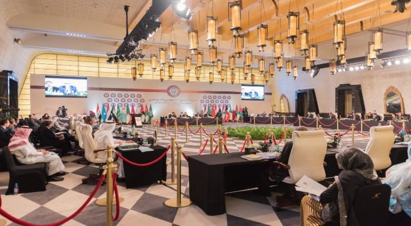 حضور عربي ودولي كثيف يميز القمة العربية في دورتها الـ 28