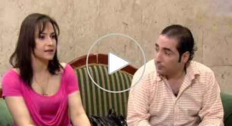 فيديو وصور:القبض على الممثلة المصرية آمال حمدي تمارس الدعارة