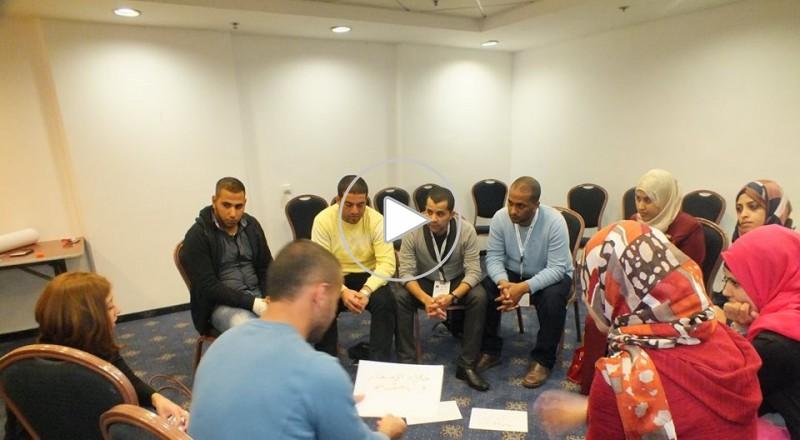 مركز انجاز ينظم يوماً دراسياً ضمن مشروع قُدُمًا