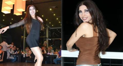 الراقصة ناريمان عبود تتعرض للسرقة