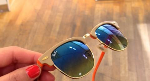 اطلاق نظارات ري بان لصيف 2013